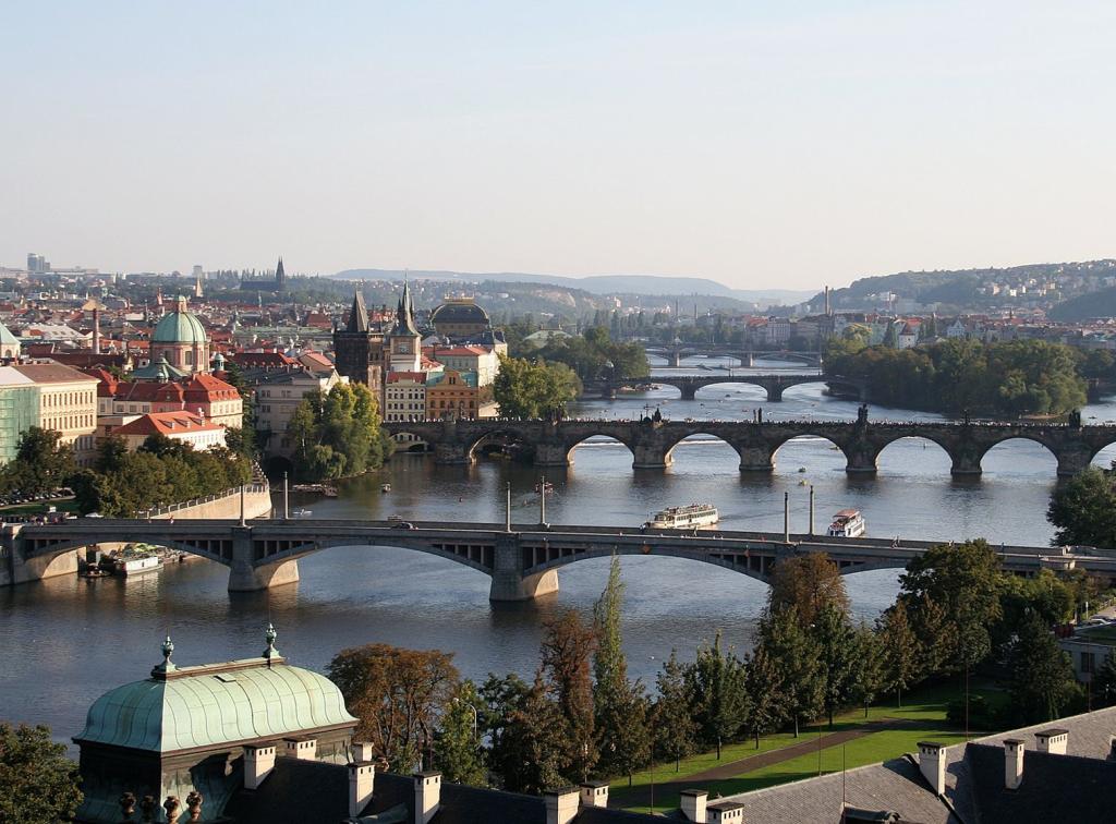 Prague, photo by Che