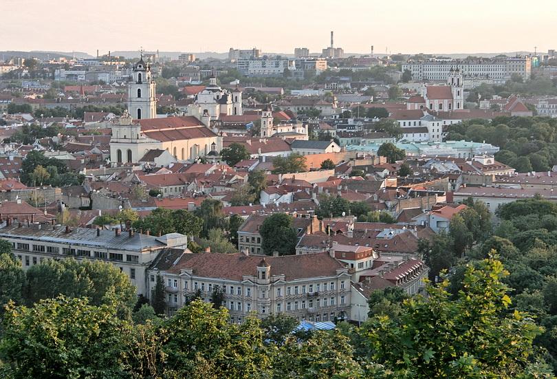 Vilnius, photo by lulius