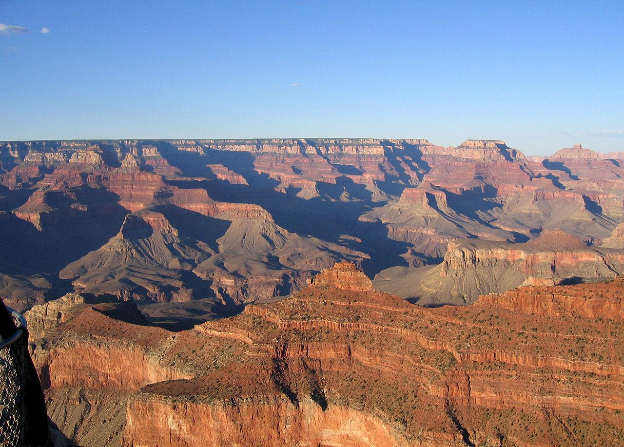 Grand Canyon, photo by Caaz