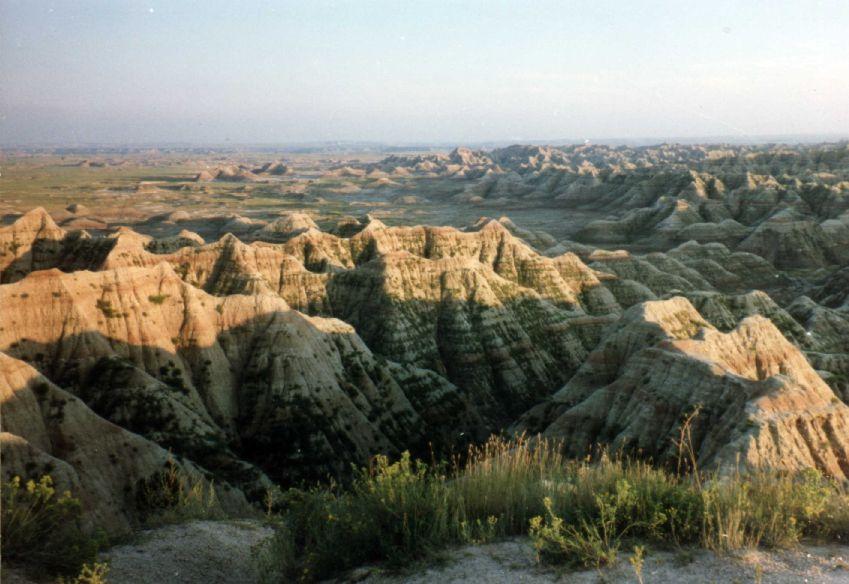 Badlands & Black Hills  (South Dakota), photo by Ixitixel