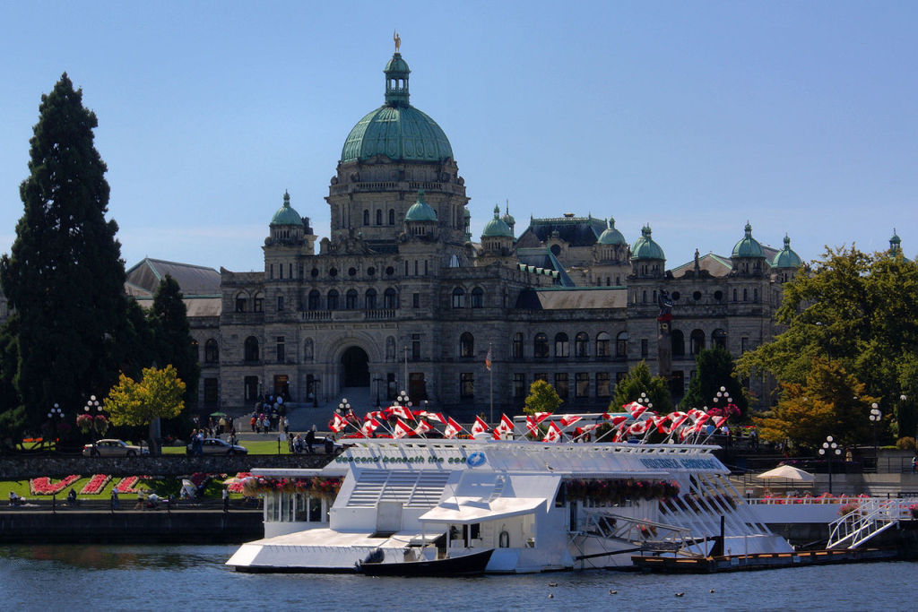 Victoria, photo by Voyager