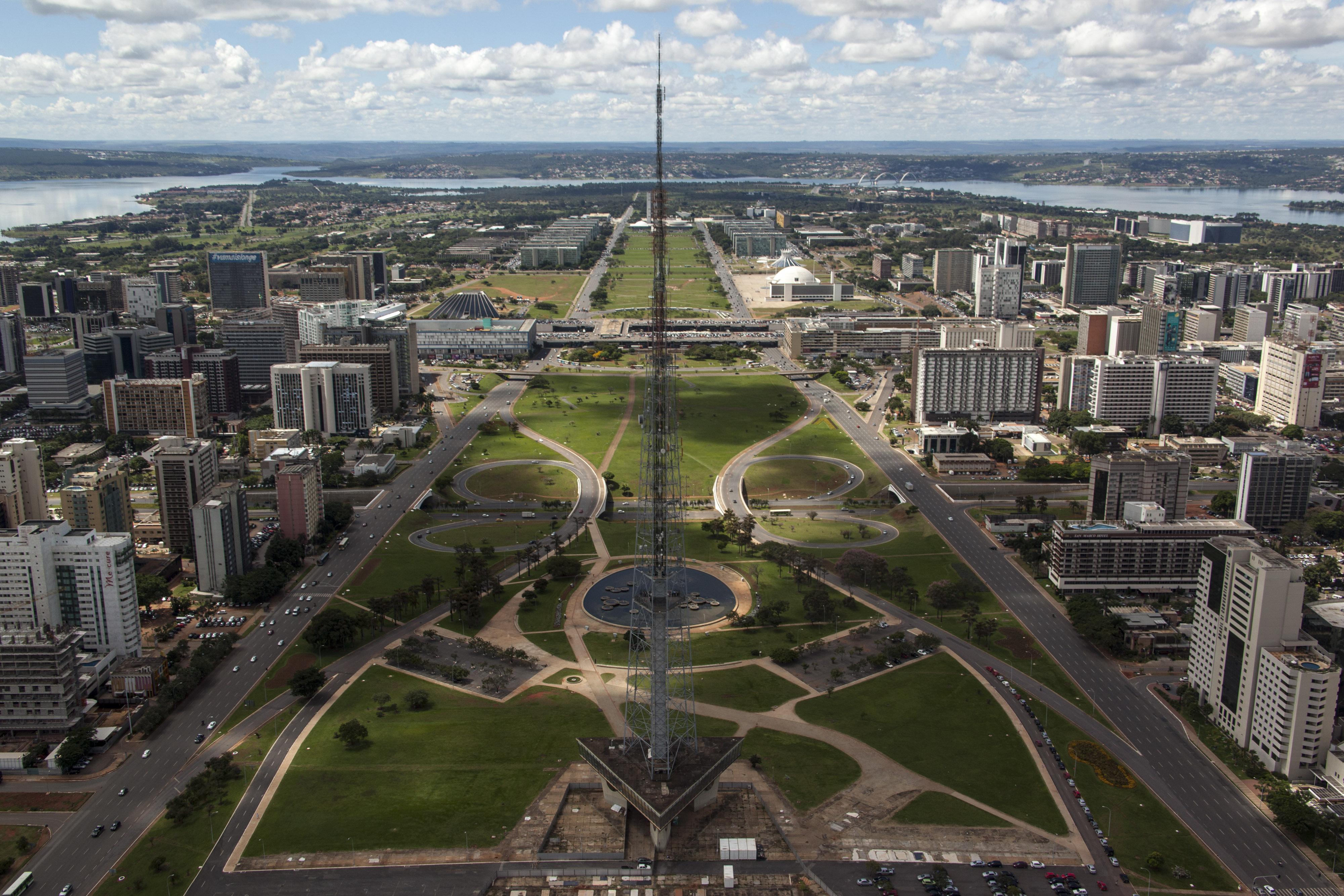 Brasilia, photo by Wikimedia Commons