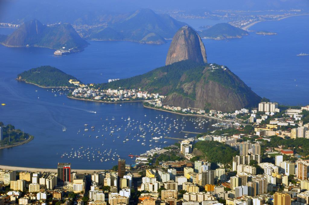Rio de Janeiro, photo by Chensiyuan