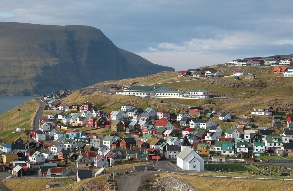 Faroe Islands (Streymoy), photo by Erik Christensen